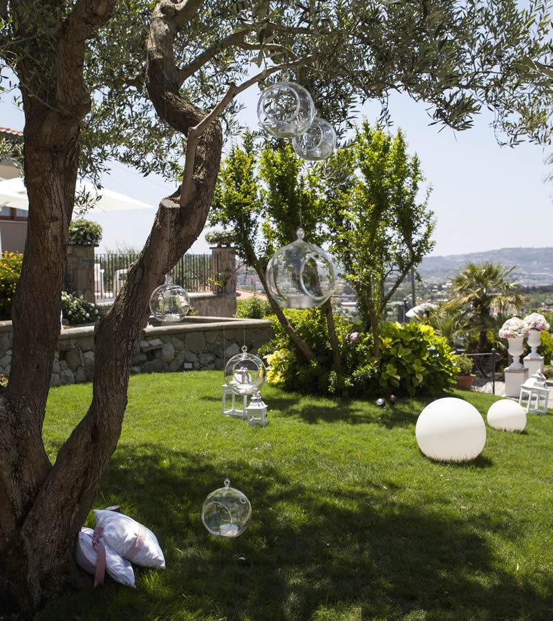 giardino villa gitana