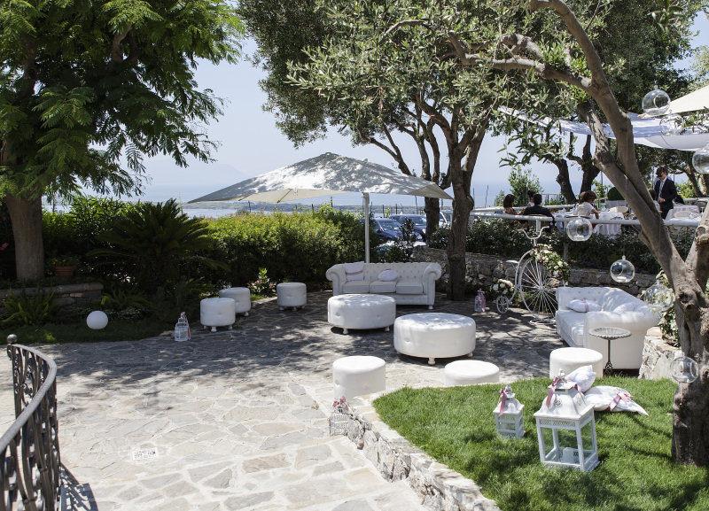 giardino di villa gitana