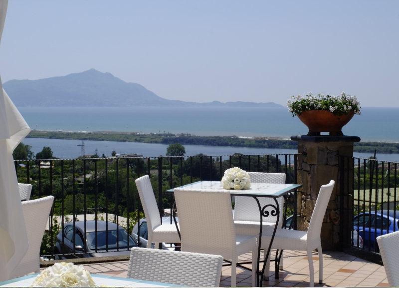 panorama da Villa Gitana