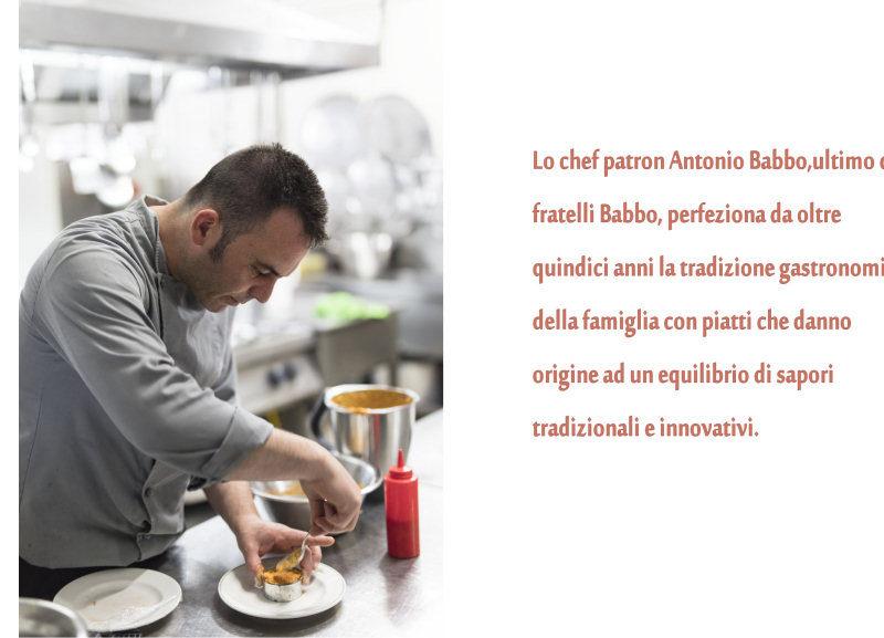 chef villa gitana