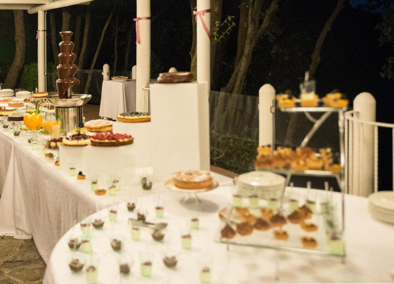 dolci buffet matrimonio